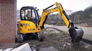 Excavator Dig
