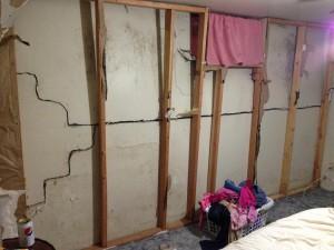 Foundation Repair in Huntington