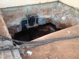 Foundation Repair in Hurricane